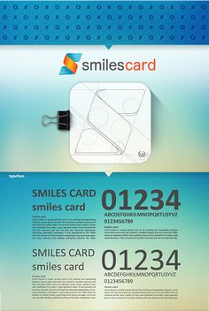 SMILES CARD IDENTITY on Behance