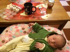 Maglioncino in lana neonato