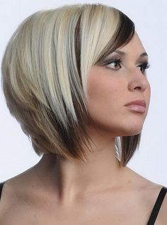 funky hair color ideas for short hair hair with side bangs hair trend