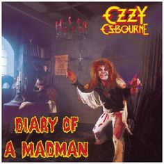 Diary Of A Madman, the 2nd solo studio album from Ozzy Osbourne, is a true classic of heavy metal. It is further noteworthy for being the final album recorded by legendary rock guitarist Randy Rhodes, who perished in a plane crash in 1982.
