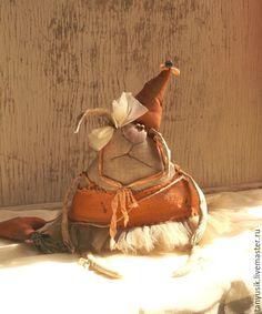 Купить прима лесного балета,госпажа Морковкина - разноцветный, примитив, таня бурсюк, морковь, орнжевый