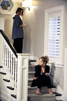 """""""Let the Water Hold Me Down"""" - Laura Leighton as Ashley Marin and Ashley Benson as Hanna Marin in PRETTY LITTLE LIARS on ABC FAMILY."""