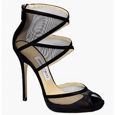 Jennifer Lawrence wore those at Letterman! Long live Jimmy Choo!