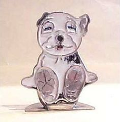 Bonzo menu holder