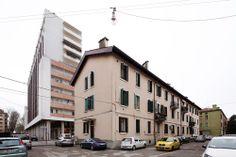 via Ariosto - piazzale Leonardo Da Vinci