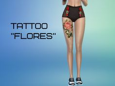 Satas�'s Tattoo Flores