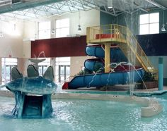 Indoor Aquatic Center  Lawrence, KS