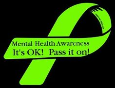 Wouldn't it be nice if everyone valued #mentalhealth? Until then, May is Mental Health Month.