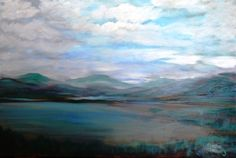 Verlorenvlei.  Oil on canvas. 76 x 50cm.  SOLD.