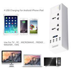 Best Surge Protector Multi-functional USB Power Strip