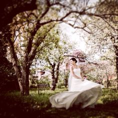 Bride having fun. #wedding #photographer #denmark