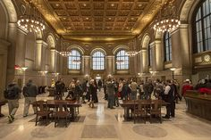 St. Louis Central Library Reopening 20 by bobcrowe_com, via Flickr