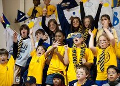 Show your school pride and wear your best school gear and earn extra reward hub points just for participating!