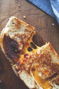 Tomato Jam Grilled Cheese