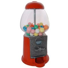 Maquina vending de bolas - Chiclera Piensa en decorar la tienda como si se…