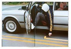 Adidas ad by Brian Caissie for Sneeze magazine Culture Jamming, Harmony Korine, Adidas Og, Adidas Originals, The Originals, Popular Culture, Funny Photos, Stripes, Ads