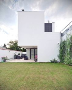 Minimalist Vultureni House-Bucharest    Share on Tumblr      Bucharest-based design studio TECON Architects have completed the Vultureni House project. The contemporary property can be found in Bucharest, Romania