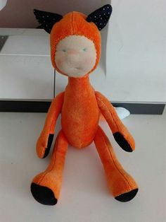 phrenos.terapia@gmail.com Waldorf fox, textile toys, handmade
