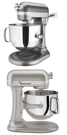 Kitchenaid Professional Pro 600 Design 6 Qt Stand Mixer With Glass