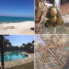 Last real day in Cuba - could not be a nicer day - sunshine bf crystal clear water nonstop mojitos - #bfadventures #cuba #varadero
