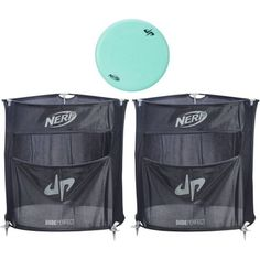Nerf Sports Dude Perfect PerfectSlam Disc Game, Multicolor