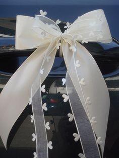 Antenna Loop 10 Auto Loop Hochzeit von unserem schönsten Tag am Wedding The Little Things Wedding Music, Wedding Veils, Boho Wedding, Wedding Flowers, Wedding Car Decorations, New Years Decorations, Wedding Themes, Iranian Wedding, Bridal Car