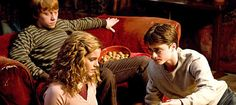 15 Parts Of The Harry Potter Series That Were Never In The Movies