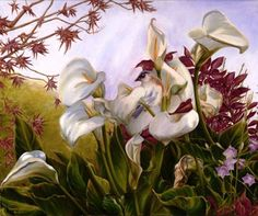 Lilies by Eric Montoya