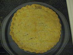 Pati's way thru life: Thanksgiving Left over-Turkey Pot Pie