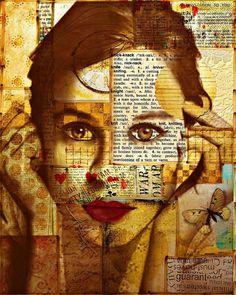 Artist Inspiration - Christine Peloquin   Flickr - Photo Sharing!