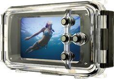 Rollei UW-i5 Unterwasser-Schutzgehäuse für Apple iPhone 5 schwarz:Amazon.de:Kamera & Foto