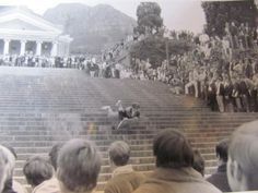 UNIVERSITY OF CAPE TOWN, SA. out version of tobogganing
