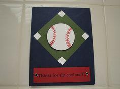 simple baseball layout