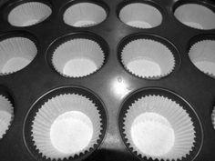 papírové košíčky na muffiny