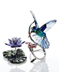 Swarovski Collectible Figurines, Crystal Paradise Collection - Collectible Figurines - for the home - Macys