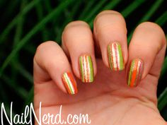 Fashion Trends, Beauty Tips, Hairstyles & Celebrity Style News Nail Designs for Fall: Manicure Designs to DIY - iVillageNail Designs for Fall: Manicure Designs to DIY - iVillage Fancy Nails Designs, Latest Nail Designs, Creative Nail Designs, Best Nail Art Designs, Fall Nail Designs, Nail Polish Designs, Creative Nails, Fall Manicure, Diy Manicure