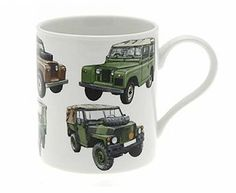 4 x 4 Landrover Land Rover Fine China Mug in Gift Box Tea Coffee Cup Classic Leonardo Collection, China Mugs, Fine China, Childcare, 4x4, Coffee Cups, Classic, Tableware, Gifts