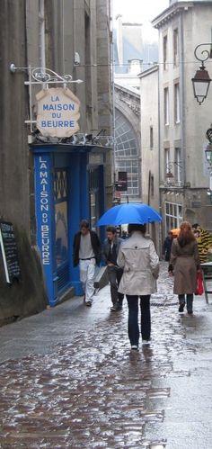 Maison du Beurre in St-Malo, France