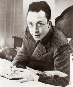 Albert Camus  la BIBLIOTECA LUI TATAIEMICU