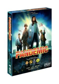 Pandemic As skilled members of a disease-fighting team, you must keep four deadly diseases at bay while discovering their cures. Best Family Board Games, Fun Board Games, Best Games, The Scientist, Star Trek, Educational Board Games, Cooperative Games, Player Card, Letters
