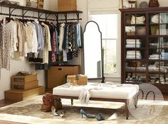 8 modi per tenere il guardaroba organizzato