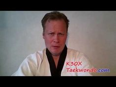 Taekwondoa lapsille vai leikkä?