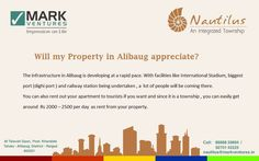FAQ Will my property appreciate? Read on.... http://nautilusalibaug.in/flats/weekend-home/