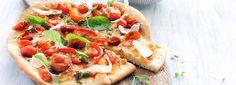 Recette Pizza tomate et poireaux et encore plus de recettes sur www.ilgustoitaliano.fr