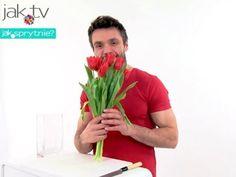 Jak dłużej utrzymać kwiaty w wazonie?  #Kwiaty #Porady