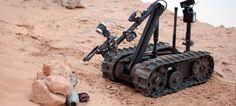 Pentagon Project Seeks to Build Autonomous Robots