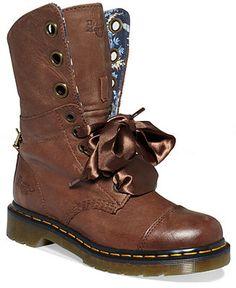 Dr. Martens Women's Boots, Aimilie Booties - Shoes - Macy's