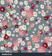 Image result for floral wallpaper 1960s roses