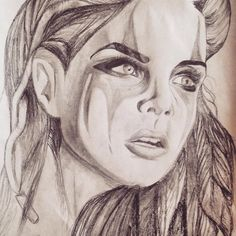 Octavia Blake by drawings by kathryn