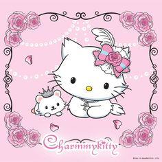 Sanrio: Charmmy Kitty:)